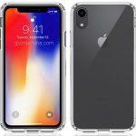 iPhone9:6.1インチ液晶のレンダリング画像、Face ID、フラットなカメラ、ノッチあり