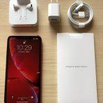 iPhone XR:使ってみた感想・レビュー・今後の改善に期待したい問題点