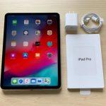 11インチ新型iPad Pro:使ってみた感想・レビュー・問題点(改善を期待したい点)
