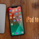 iPod touch(第7世代)コンセプトデザイン、7インチサイズで低価格