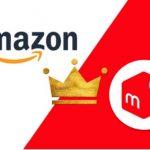 楽天 vs Amazon、ヤフオク vs メルカリ、利用者数が逆転