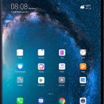 Huawei Mate X:折りたたみスマホ、美しいデザインだが29万円と高額、Galaxy Foldとの違い