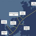 ソフトバンク:アジア太平洋地域を結ぶ9,400kmの光海底ケーブルの建設保守協定