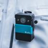 キヤノン:非対面の遠隔業務を支援:クラウド録画対応トランシーバー型ウェアラブルカメラ