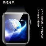 Apple Watch Series 6:お勧めの液晶保護フィルム(気泡ゼロ、指紋防止、高透過率)