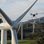 KDDI・J-POWER:ドローンによる風力発電設備の自動点検の検証