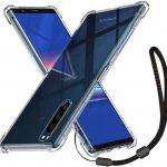Xperia 5 II カメラレンズを保護する人気のお勧めケース(Caseology・ZXZone)