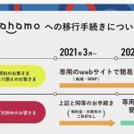 ドコモ:ahamo(20GB 2980円)新プランへの変更でも2年縛り(留保解約金)は発生