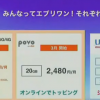 KDDI au:20GBで月額2480円の新料金プランpovoを発表、eSIMにも対応!