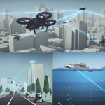ソフトバンク・ニコン:360度追尾可能な 「トラッキング光無線通信技術」の実証に成功