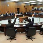 安全保障の観点からの重要土地等調査法案:賛成・反対した政党
